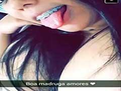 Ana Paula Alves Peituda Muita Gostosa Se Masturbando e Provando Seu Orgasmo
